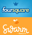 Foursquare and Swarm